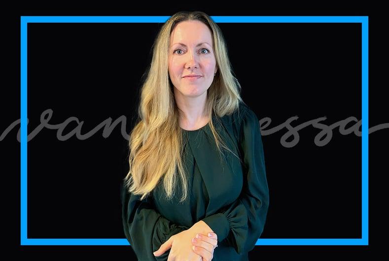 Meet the Team: Vanessa Verlaan