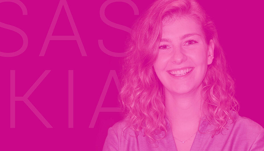 Meet the Team: Saskia