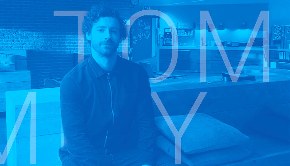 Meet the Team: Tommy