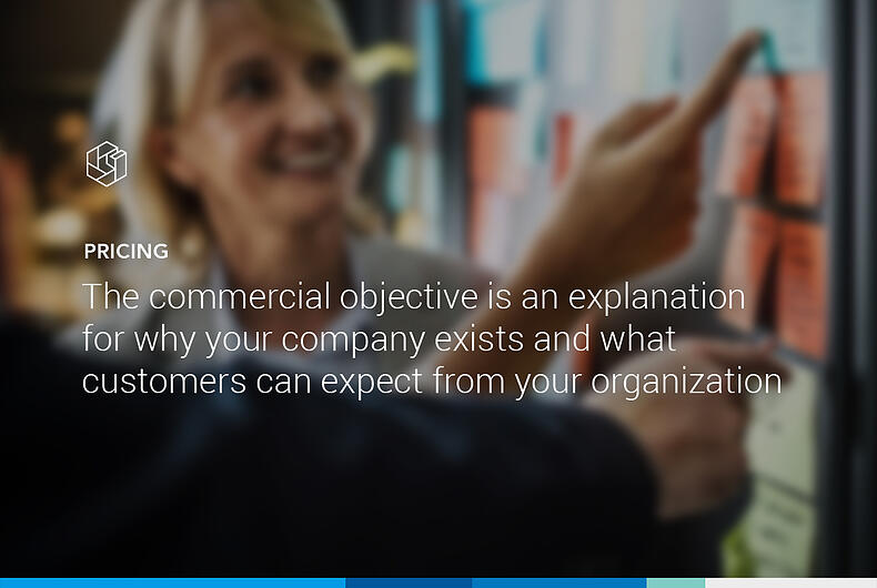 How to Define your Commercial Objective