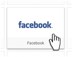 Omnia heeft standaard feed formats voor de grote marketing kanalen. Kies Facebook om de product feed op te maken.