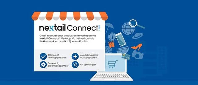 Nextail Connect maakt verkoop op Blokker formule webshop mogelijk