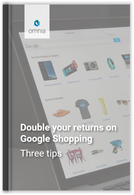 White paper Google Shopping