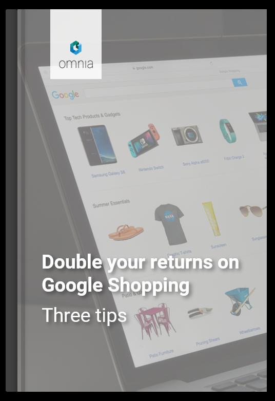 White paper Google Shopping