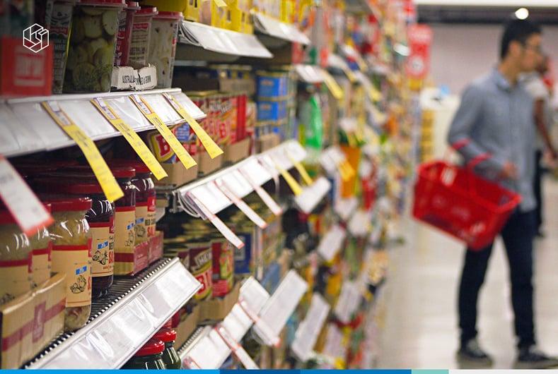 5 Benefits of Electronic Shelf Labels