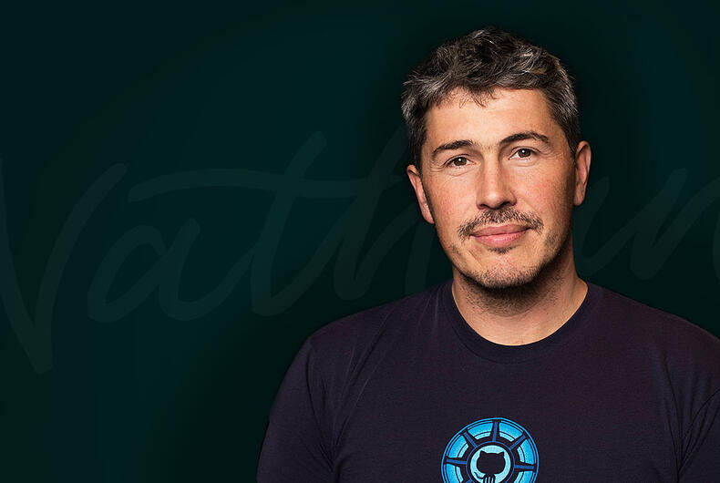 Meet the Team: Nathan Johnstone