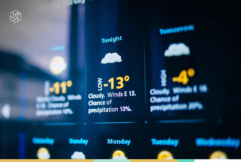 Boost Sales by Incorporating Weather Changes into Your Pricing and Marketing Decisions